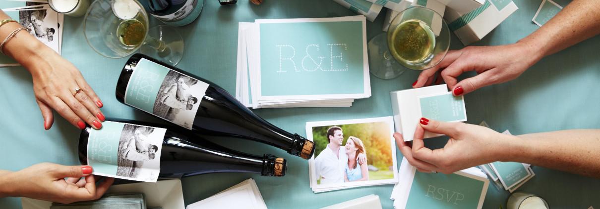 personalized-wedding-ideas-custom-photo-save-the-dates-wedding-invitations-teal-white-tiffany-blue.original-1210x423